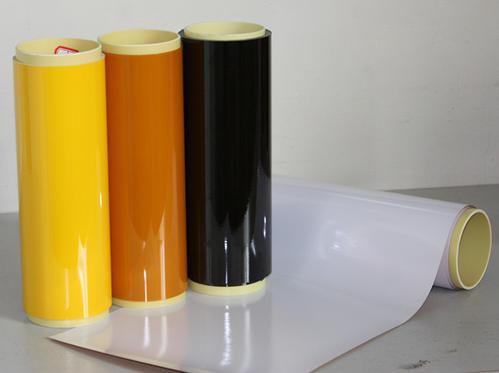 无卤聚酰亚胺叠层补强板-带外胶
